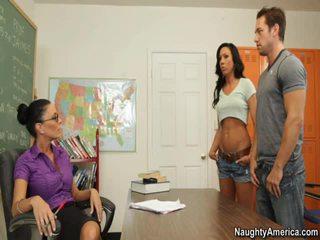 Jessica jaymes un tiffany brookes porno
