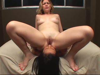 brazilian, lesbians, ass licking