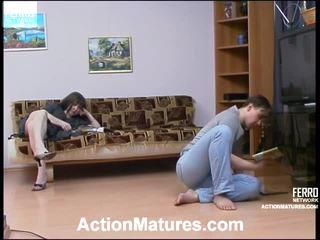 Elinor en morris seksueel oud video-