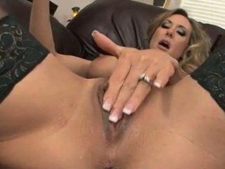 Brandi Love Stuffs Her Pussy Full Of A...