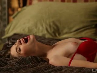Stunning babe Alice March glamour fucked