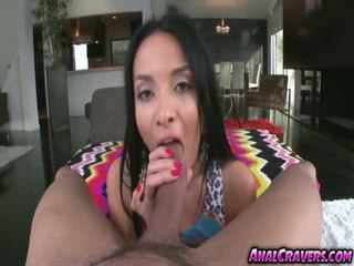 Rallig anissa kate getting banged
