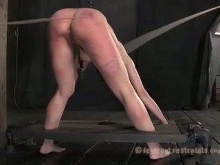 Caged su pupa gets pleasuring