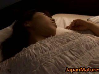 Reif japanisch schnecke gets fingered