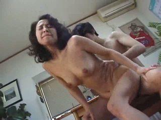 Japonesa mamá gets follada vídeo