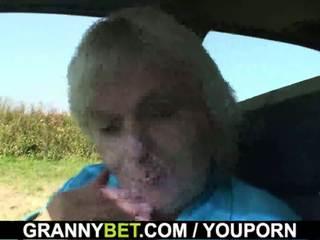 mature, public, old pussy