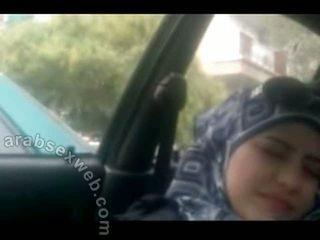 甘い arab で hijab masturbating-asw960