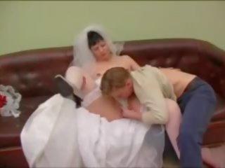 orgasmu, līgava, wedding