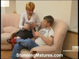 Christina en jerry uitstekend mam onto film