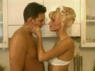 Anita blond is a hot prawan video