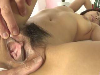 Pārsteidzošās japānieši sekss video ar superb azumi harusaki