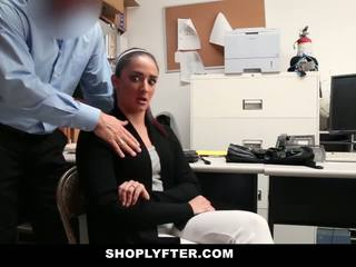 Mom, Daughter Caught and Fucked For Stealing