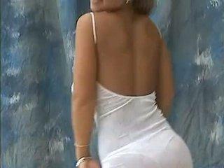 बड़ा, स्तन, लड़की