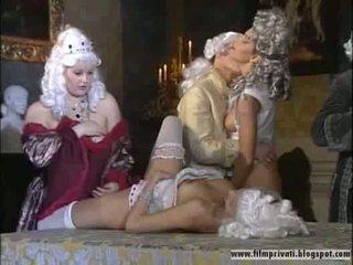 Gamiani (1997) itališkas vintažas klasikinis