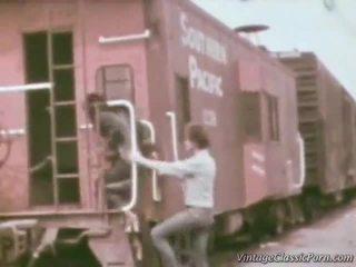 Railway almak laid