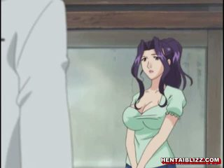 Maminka japonská hentai gets squeezed ji bigboobs