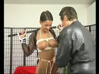Bruna milf loves being tied su - julia reaves