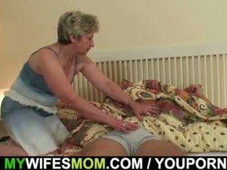 Його дружина finds його статтєві зв'язки mother-in-law!