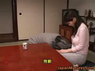 Juri yamaguchi warga asia model gives part6