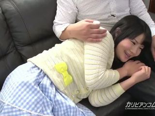 Perfect Stimulation for Young Hottie Ami Ooya: Free Porn 66