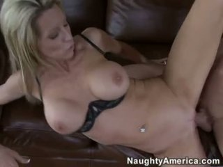Hot Milf EmMa Starr Group Fucked Hard And Facialised By A Young Chap