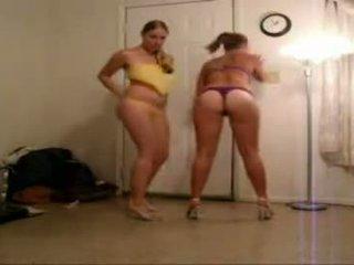 Besar gemuk pusingan pantat/ punggung jailbate remaja