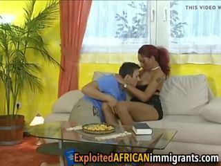dojrzewa, exploited african immigrants