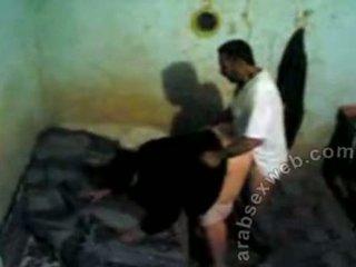 Arab hubungan intim tertangkap oleh voyeur-asw466