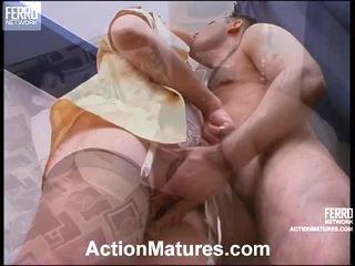 Christina и monty сексуален elder сцена
