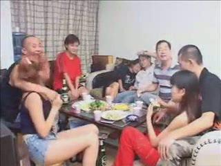 中国の 妻 exchange