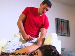 sự thủ dâm, massage, mẹ