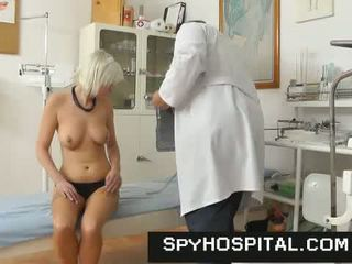 Unlicensed gyno doctor fights back with a hidden cam