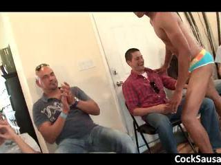 Gelukkig birthday homo sausage party twenty door cocksausage