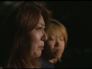 Japanilainen äiti looks varten cocks video-