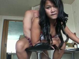 網絡攝像頭, 肛門, 亞洲人