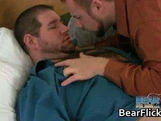Chubby gay men Craig Knight & Russ