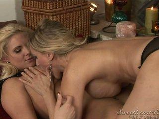 lesbisk sex karakter, ny big breast, hotteste lesbisk beste
