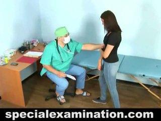 23 yo vika ja kimainen gynecologist