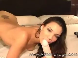 Adriana sage webcam oleh jaminel