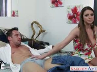 Hottie brooklyn chase gets grande tette cummed a matrimonio