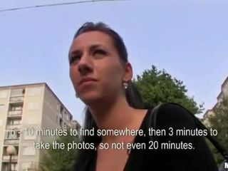 Czech girl Terra Sweet paid for fuckin...