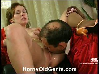 סקס הארדקור, סקס צעיר ישן, oldmen