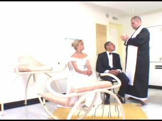 First wedding fuck