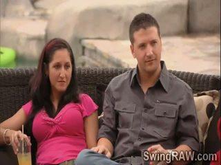 Excentrický hry pomoc tito swingers couples na vědět každý další
