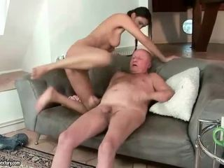 The best of Grandpas Fuck Teens