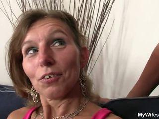 Qij të saj i vjetër mësues falas video