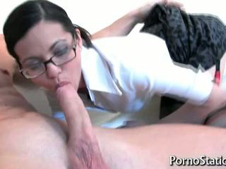 Elegant Holly Dee Fucking And Mouth Fucking Dick