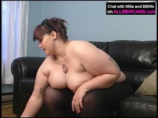 BBW And Red Wine. You Know What Happen...