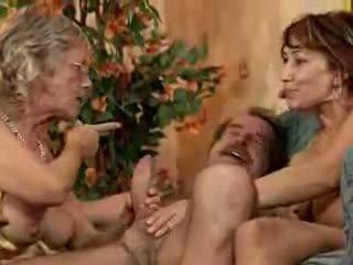 nenek, pesta, matang