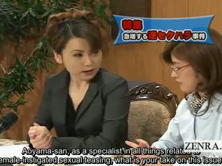 Subtitled cfnm japan schoolgirls penis ejaculatie club